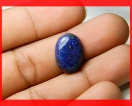 18mm Natural Lapis Lazuli Cab Stone Z196