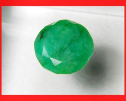 15cts 16x7mm Natural Brazil Emerald Faceted Stone Z237