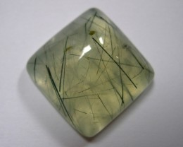 VERY NICE RUTILATED PREHNITE