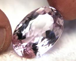29.6 Carat Purple / Pink VVS1 Himalayan Kunzite - Superb