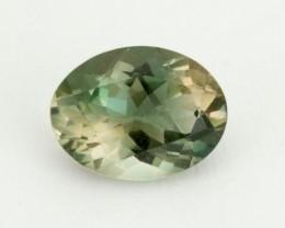 1.2ct Oregon Sunstone, Champagne/Green Oval (S1657)