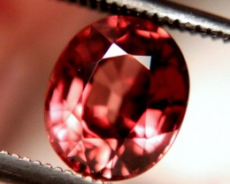 2.83 Carat VVS1 Fiery Orangy Red Zircon - Gorgeous Gem