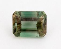 2ct Oregon Sunstone, Green Rectangle (S1636)