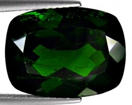 Large 3.86ct Chrome Green Diopside Russian B222