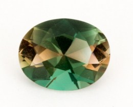 1.9ct Green Oval Oregon Sunstone S1613