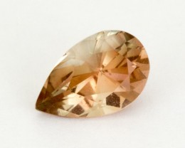 .9ct Oregon Sunstone, Peach/Champagne Pear (S1610)