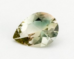 1.1ct Oregon Sunstone, Clear Pear (S267)