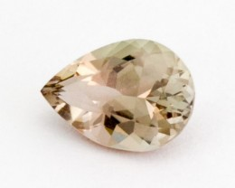 1ct Oregon Sunstone, Champagne Pear (S366)