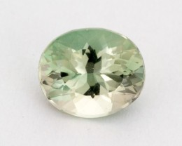 1.8ct Oregon Sunstone, Champagne/Green Oval (S1641)