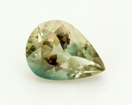 2.2ct Oregon Sunstone, Champagne/Green Pear (S1649)
