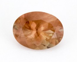 1.6ct Peach Oval Sunstone (S1464)