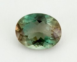 1.6ct Oregon Sunstone, Green Oval (S1598)