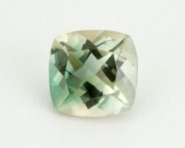 1.5ct Oregon Sunstone, Champagne/Green Square (S1607)