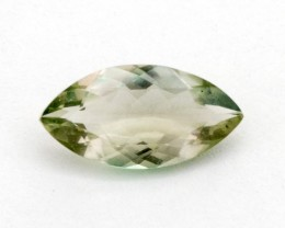 .95ct Oregon Sunstone, Green Champagne Marquise (S1443)