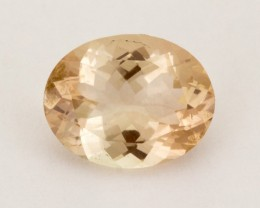 2.2ct Oregon Sunstone, Champagne Oval (S1476)