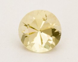 1.2ct Oregon Sunstone, Clear Round (S1546)