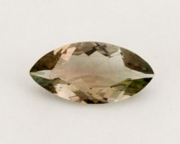 .5ct Oregon Sunstone, Clear/Rootbeer Marquise (S1552)