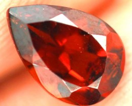 CERTIFIED MALAIA FACETD GARNET  1.20 CTS TBO-15