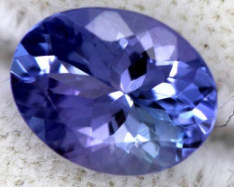 TANZANITE ZOISITE VIOLET BLUE 1.60  CTS RNG-2