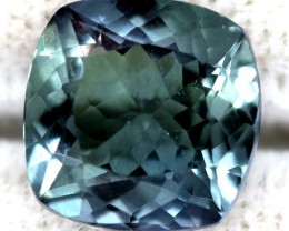 2.35CTS OCEAN TANZANITE ZOISITE UNHEATED RNG-12