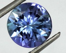 TANZANITE UNHEATED VIOLET BLUE GREEN 1.45  CTS RNG-31