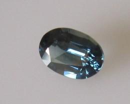 0.78cts Australian Blue Sapphire Oval Cut