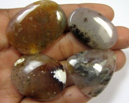 100 CTS   FOUR SUMATRA AGATE    GG 933