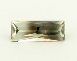 1.7ct Oregon Sunstone, Bicolor Baguette (S994)