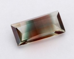 3.7ct Oregon Sunstone, Watermelon Baguette (S1220)