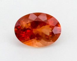 3.7ct Oregon Sunstone, Red Oval (S1158)