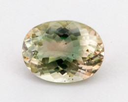 2.6ct Oregon Sunstone, Bicolor Oval (S1177)