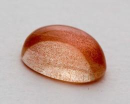 1.4ct Oregon Sunstone, Peach Cabochon (S861)