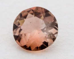 .15ct Oregon Sunstone, Pink Round (S882)
