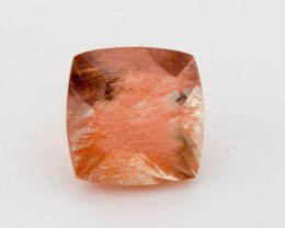 3.7ct Oregon Sunstone, Peach Square (S1116)
