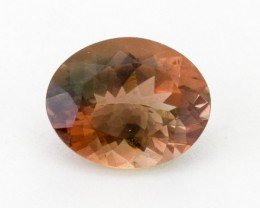 2.7ct Oregon Sunstone, Dichroic Oval (S1120)