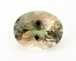 2.6ct Oregon Sunstone, Champagne Oval (S1211)