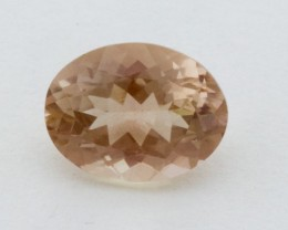 1.9ct Oregon Sunstone, Pink Oval (S1212)