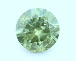NAT -GIA-CERTI,GREENYELLOW-CHAMELION DIAMOND,1.10CTWSIZE