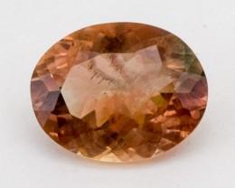 3.8ct Oregon Sunstone, Peach Oval (S1154)