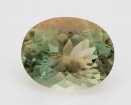 2ct Green Oval Sunstone (S1234)