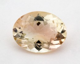 2.4ct Oregon Sunstone, Champagne Oval (S1238)