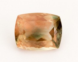 3.3ct Oregon Sunstone, Watermelon Rectangle (S1277)
