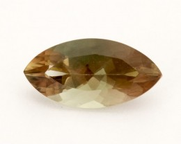 2.8ct Oregon Sunstone, Rootbeer/Clear Marquise (S1544)