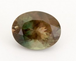 3.4ct Oregon Sunstone, Rootbeer Oval (S1584)