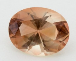 3.4ct Peach Oval Sunstone (S1248)