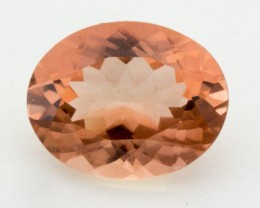 1.9ct Pink Oval Sunstone (S1253)