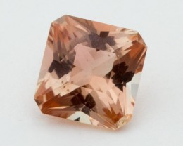 2.2ct Oregon Sunstone, Pink Square (S1257)