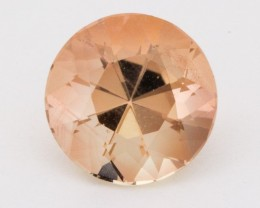 2.8ct Oregon Sunstone, Peach Round (S1264)