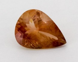 3ct Peach Pear Sunstone (S1285)