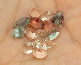SALE! 10ctw Oregon Sunstones Mixed Parcel (SL1930)
